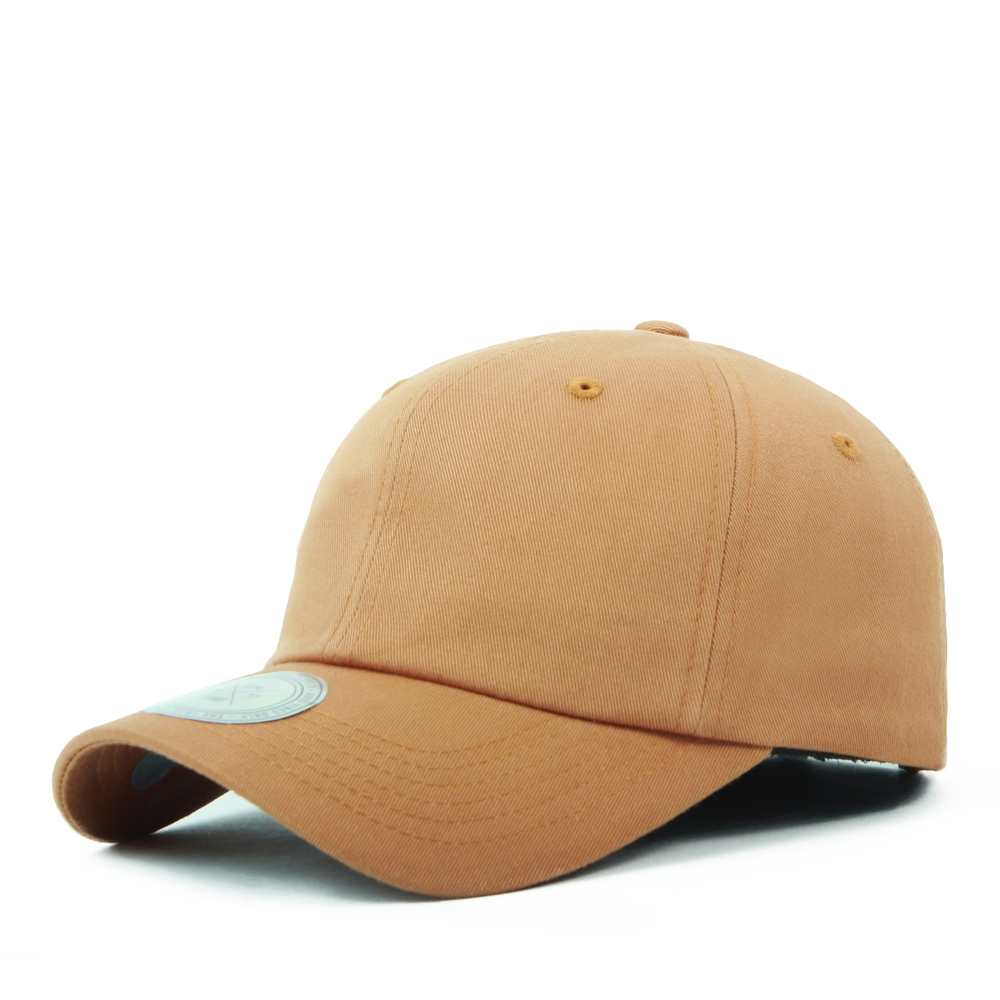 FL277 Blank BASIC ballcap Brown