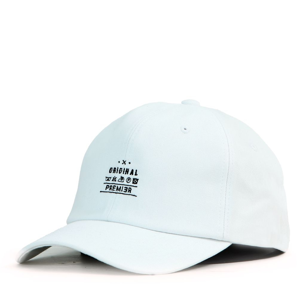 P907 CARElabel ballcap WH