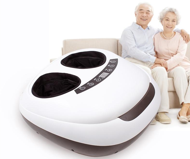 Máy Massage Chân | Liệu pháp mát xa từ áp suất không khí và con lăn