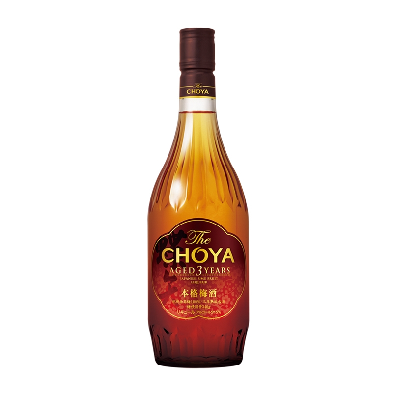 Rượu Choya Aged 3 Years 720ml