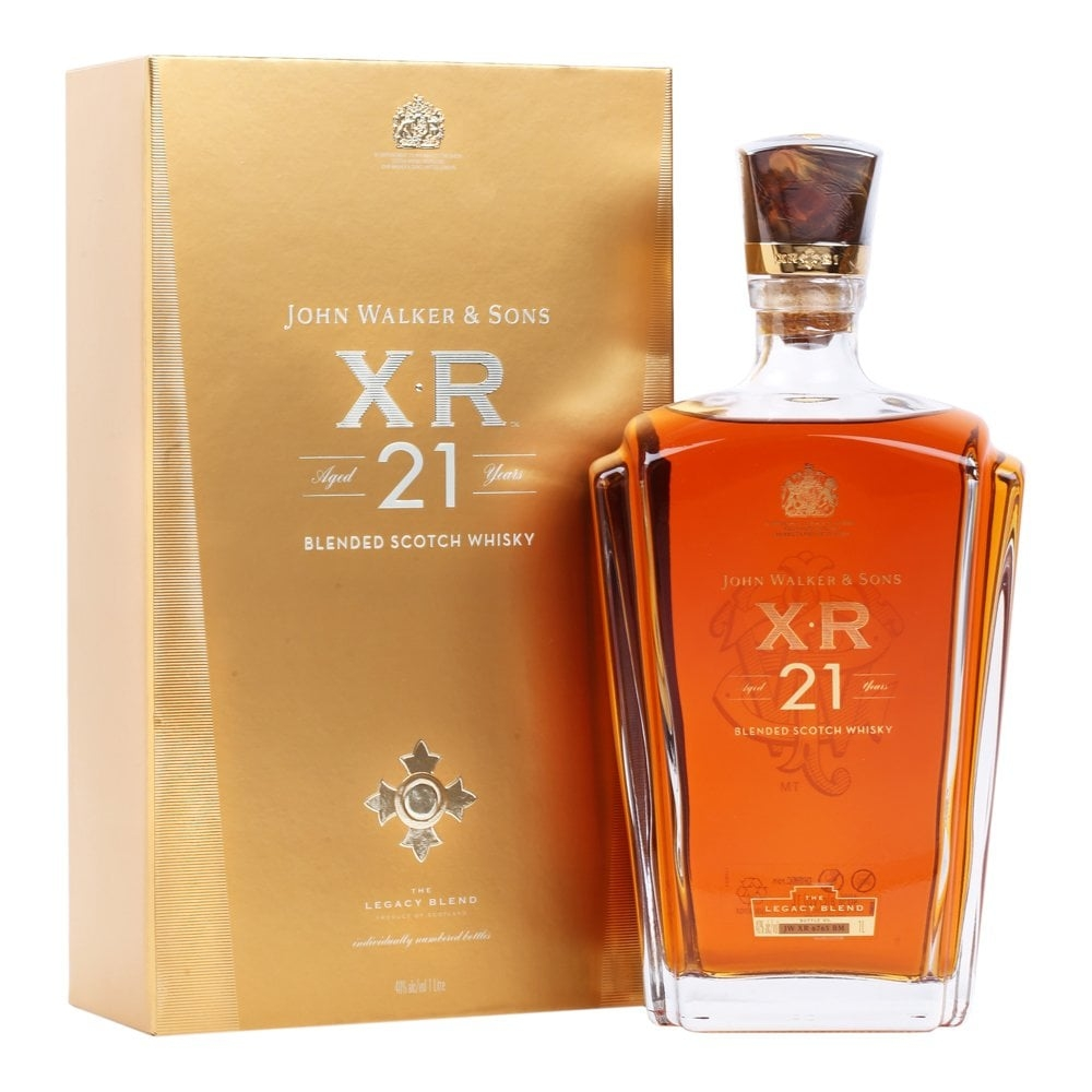 Rượu John Walker & Sons XR 21 YO