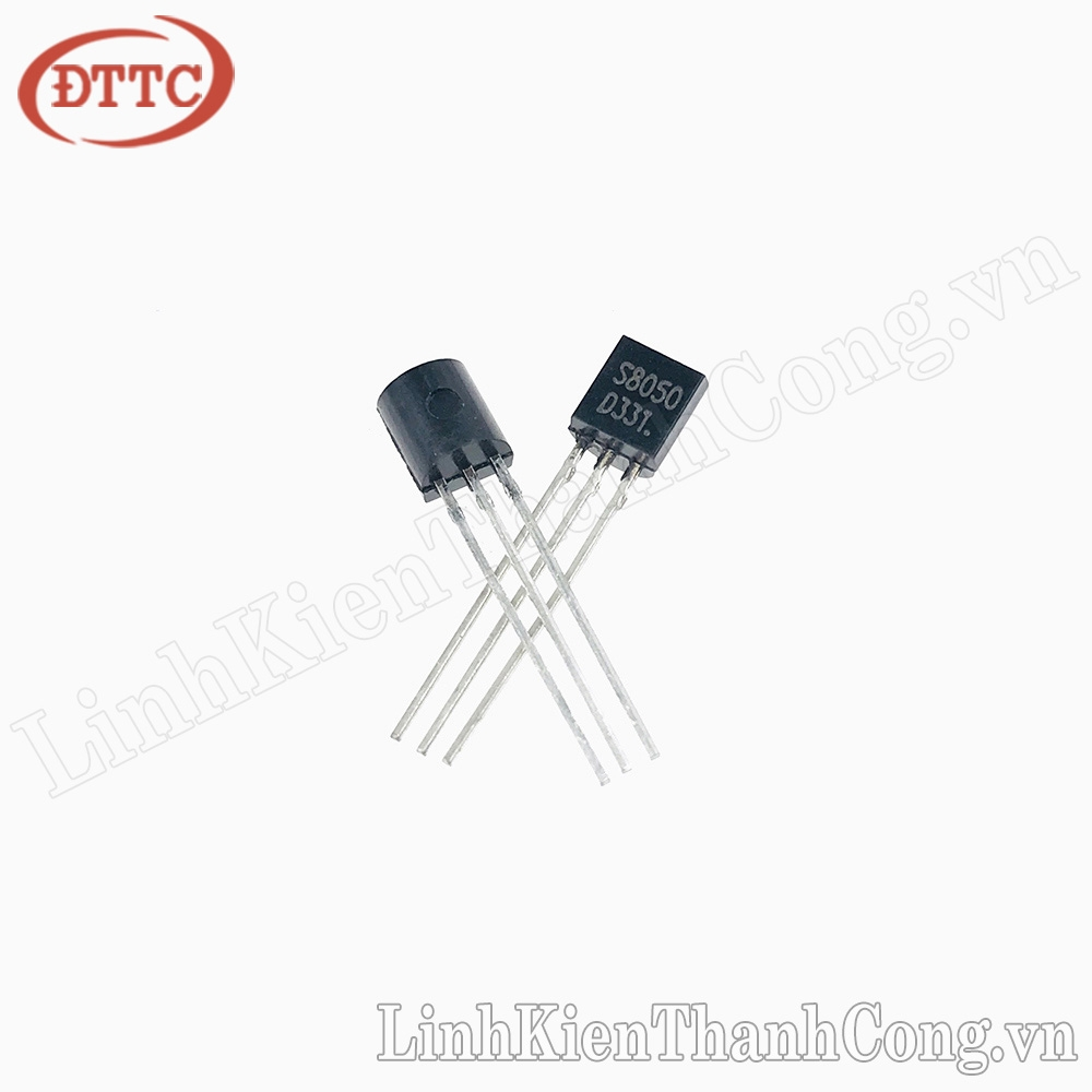 S8050 TO92 TRANS NPN 0.5A 40V