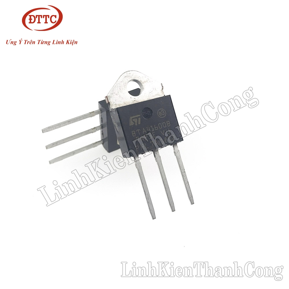 BTA41-600B TRIAC 40A 600V TO-3P