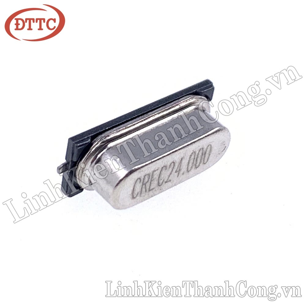 Thạch Anh Dán 24MHz 49S SMD