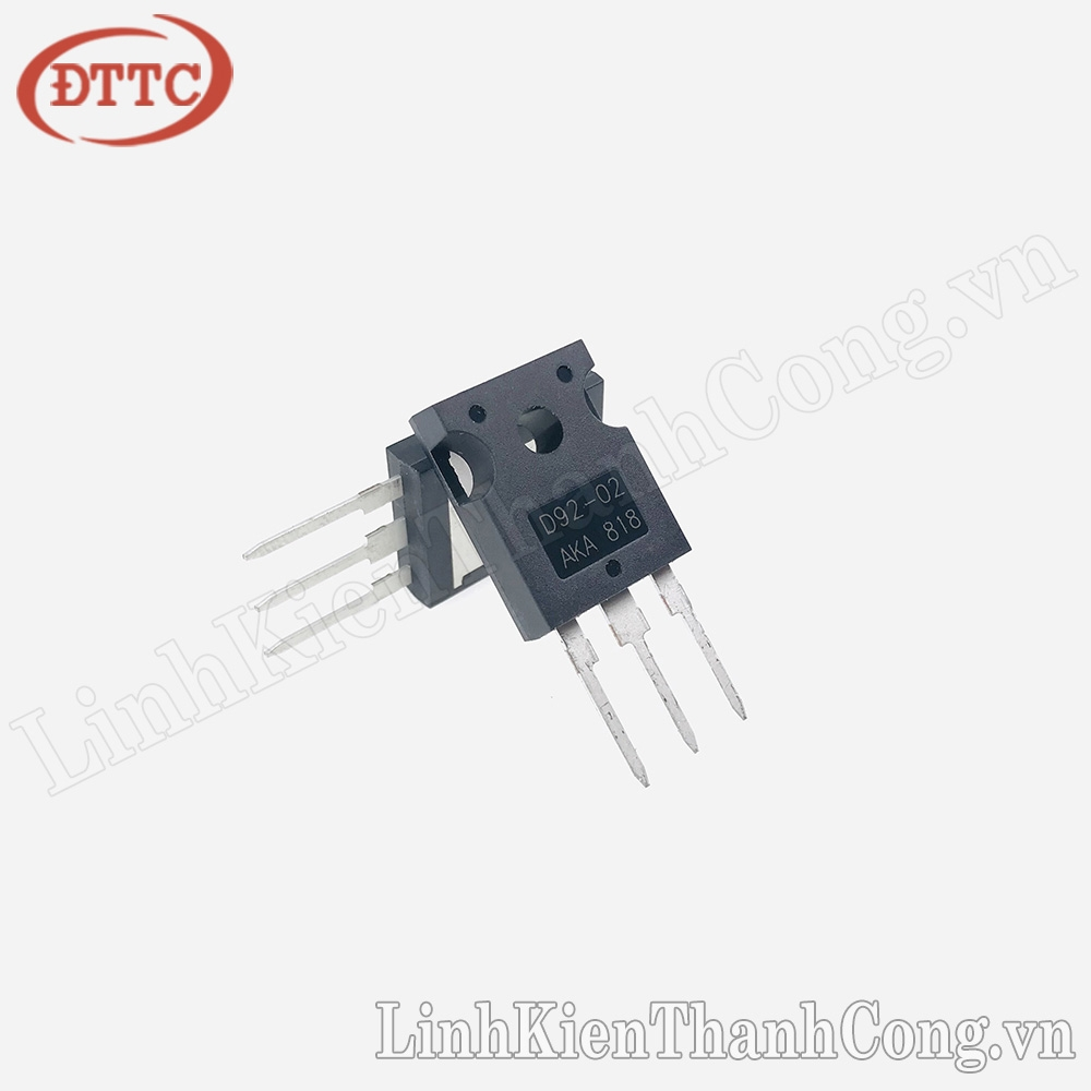 Diode Xung D92-02 20A 200V TO247