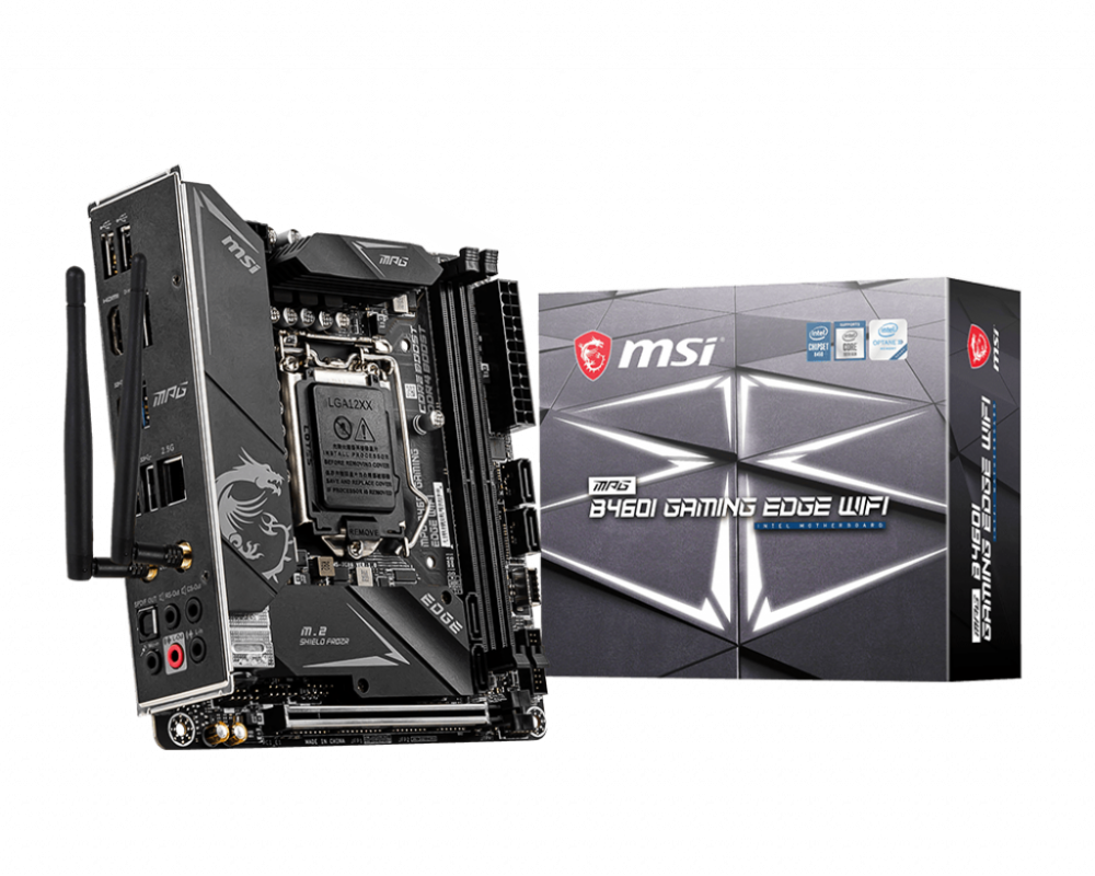 MSI MPG B460I GAMING EDGE WIFI