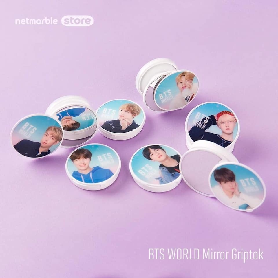 [ORDER] BTS WORLD GRIPTOK