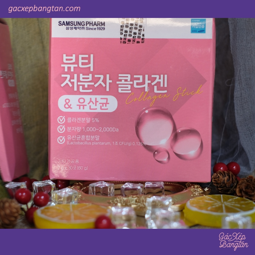[CÓ SẴN] COLLAGEN STICK - SAMSUNG PHARM