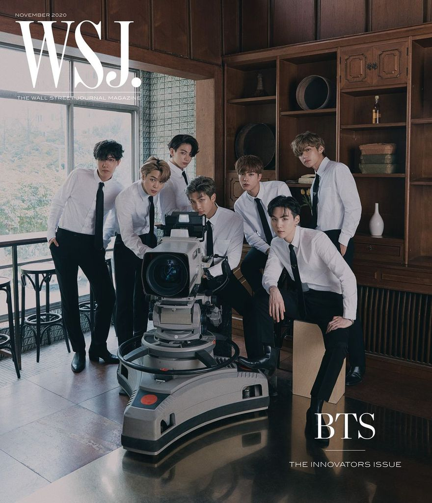 [PRE-ORDER] WSJ. MAGAZIN SPECIAL EDITION BTS COVERS