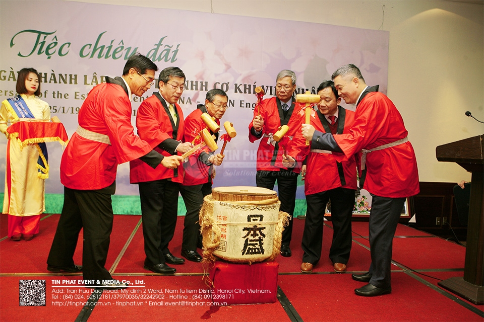 The 20th Anniversary Of The Establishment Of Vina - Japan Engineering