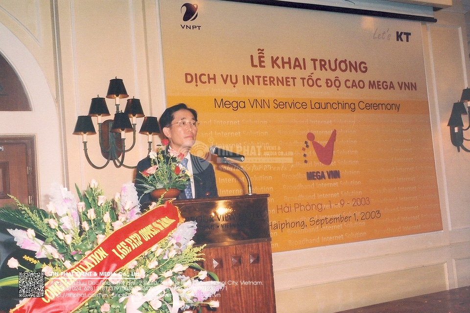 Mega Vnn Service Launching Ceremony