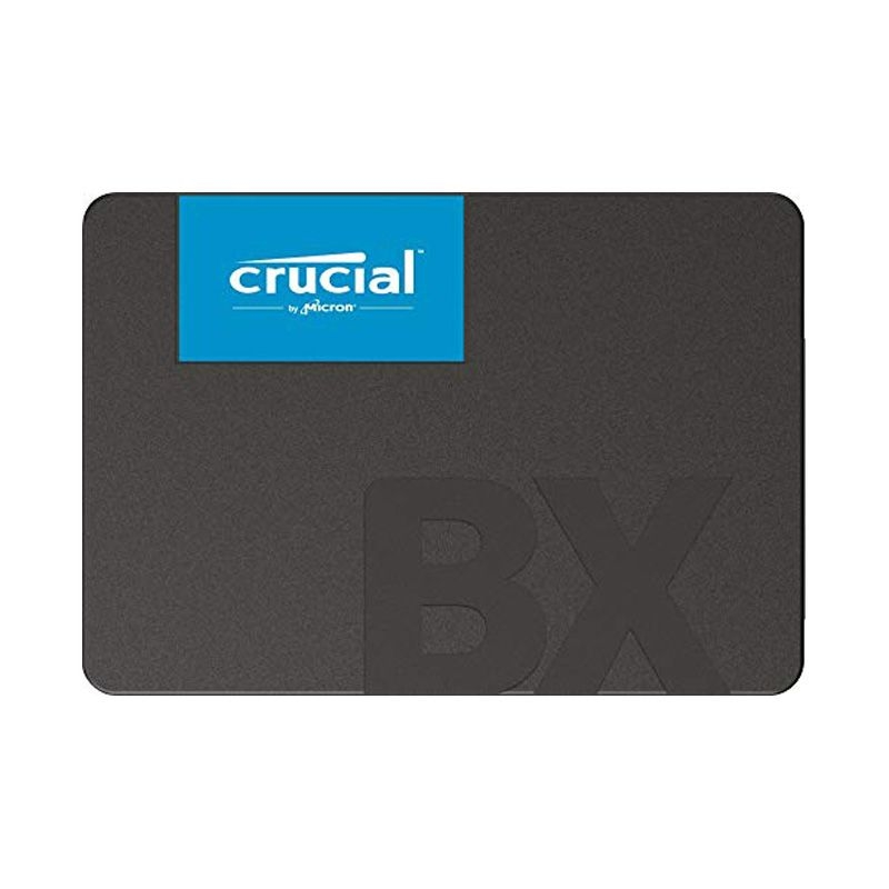 SSD Crucial BX500 3D NAND SATA III 2.5 inch 120GB  CT120BX500SSD1