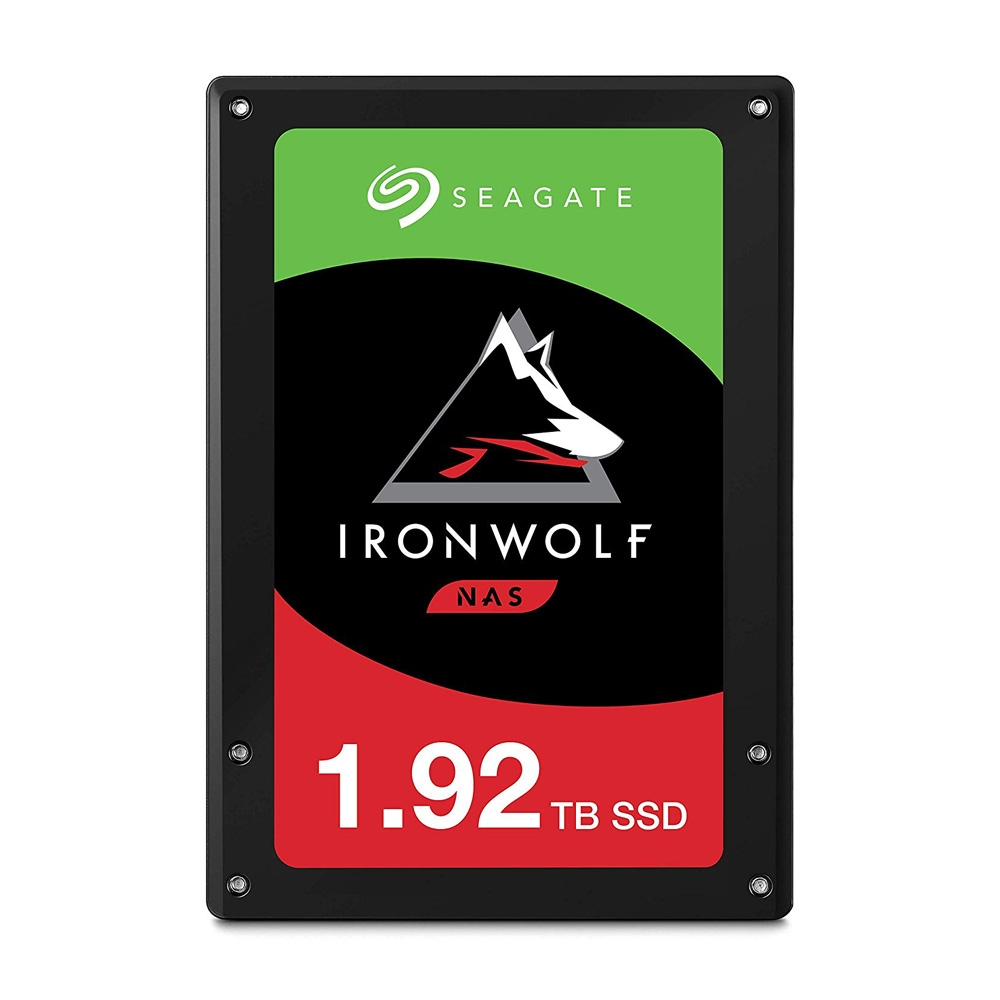 SSD Enterprise Seagate IronWolf 110 2.5 inch 1920GB SATA III ZA1920NM10001