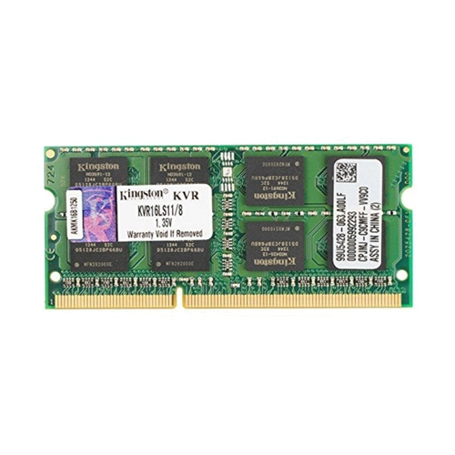 Ram Kingston DDR3L 8GB Bus 1600 SODIMM 1.35v ( KVR16LS11/8 )