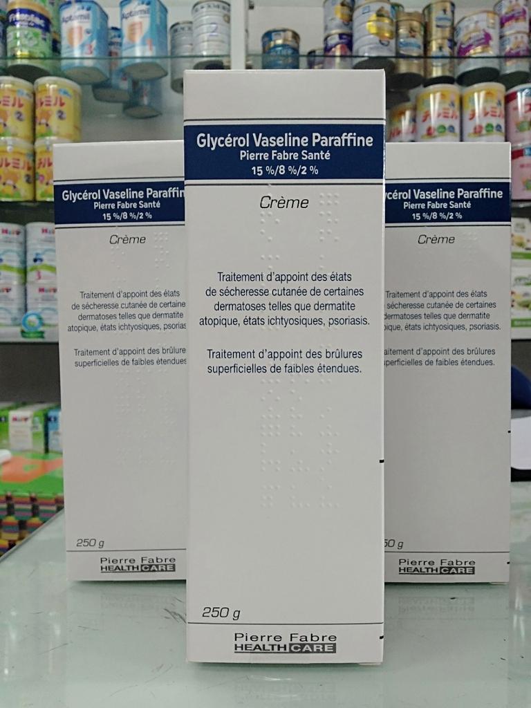 Kem dưỡng da Dexeryl 250g trị nẻ, chàm cho bé