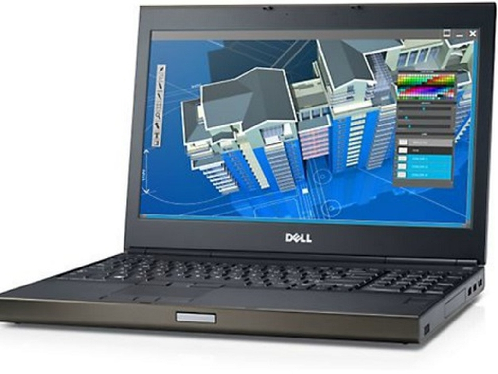 [Review] Laptop đồ họa Dell Precision M4800