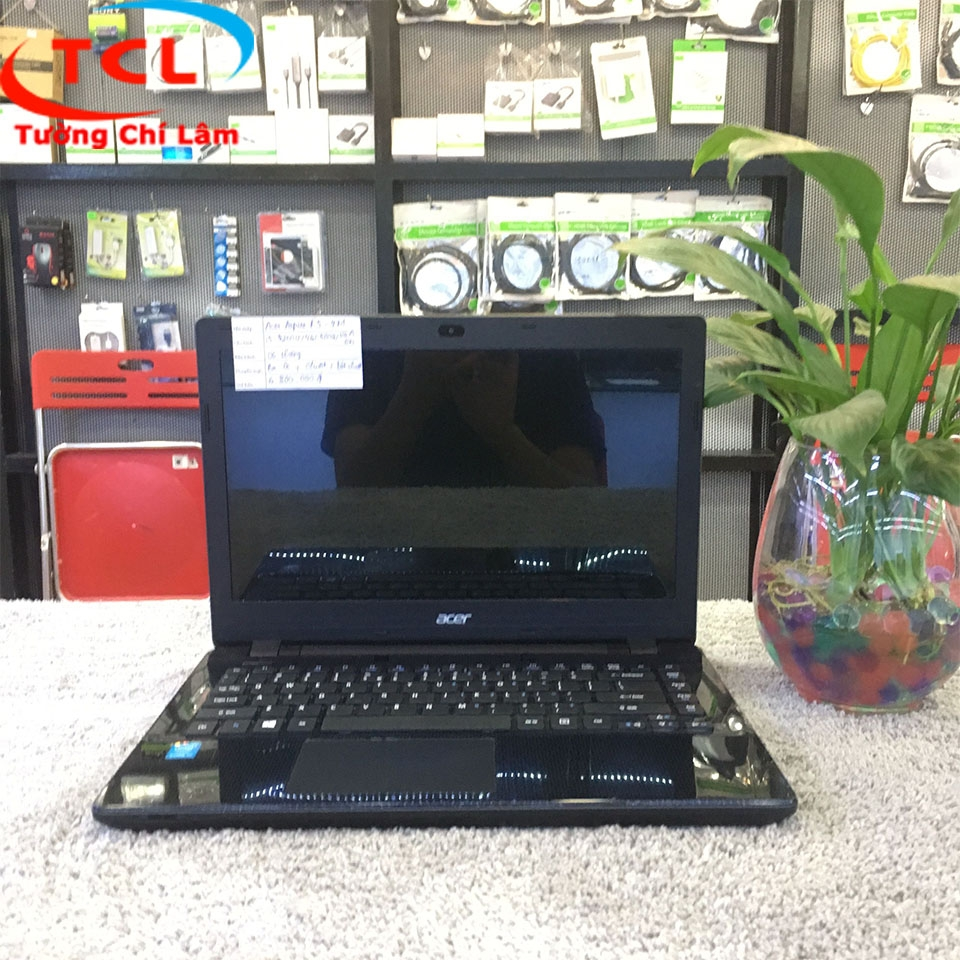 Laptop Acer Aspire E5-471-599J (I5-5200U-4G-500GB-14