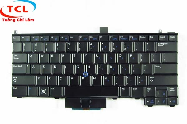 Dell Latitude E4310 Keyboard (with Lights)