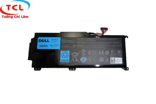 Pin Dell XPS 14 (Zin)