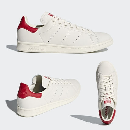 adidas STAN SMITH 'COLLEGIATE RED'