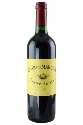 Clos du Marquis Saint Julien dành cho người sành điệu