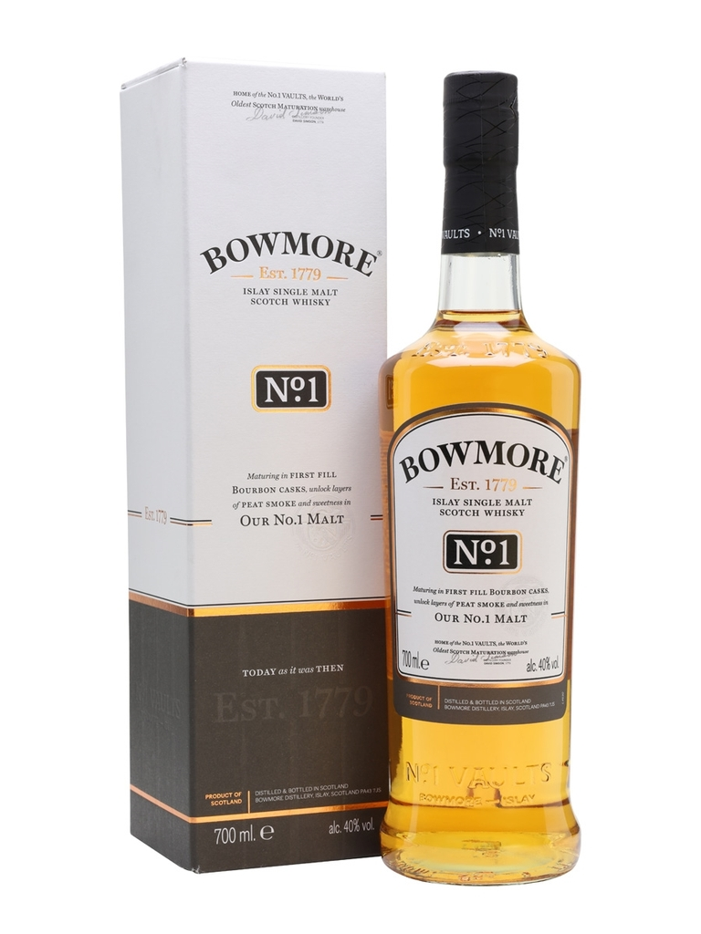 Bowmore No1