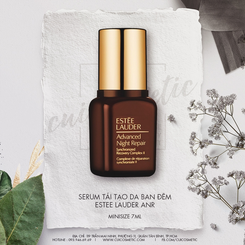 Serum Tái Tạo Da Ban Đêm Estee Lauder Advanced Night Repair 7ml