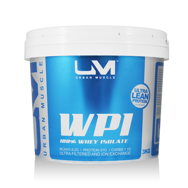 WPI - PURE WHEY PROTEIN ISOLATE 3KG