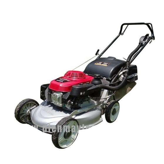 máy cắt cỏ tự hành