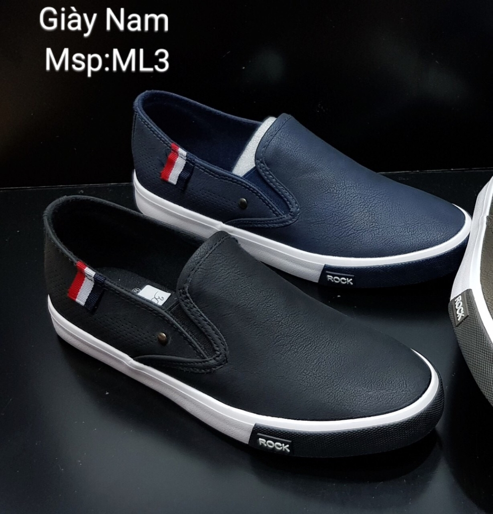 Giày Slip-on Nam 30ML3