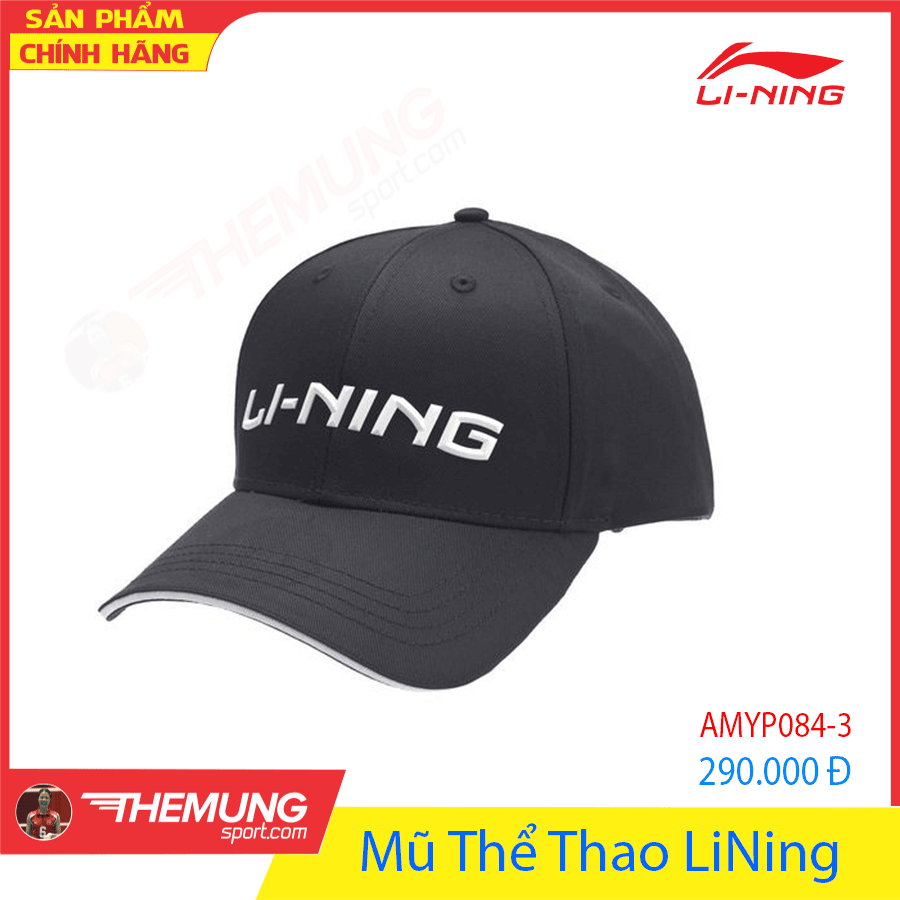 [AMYP084-3]  Mũ Thể Thao LiNing