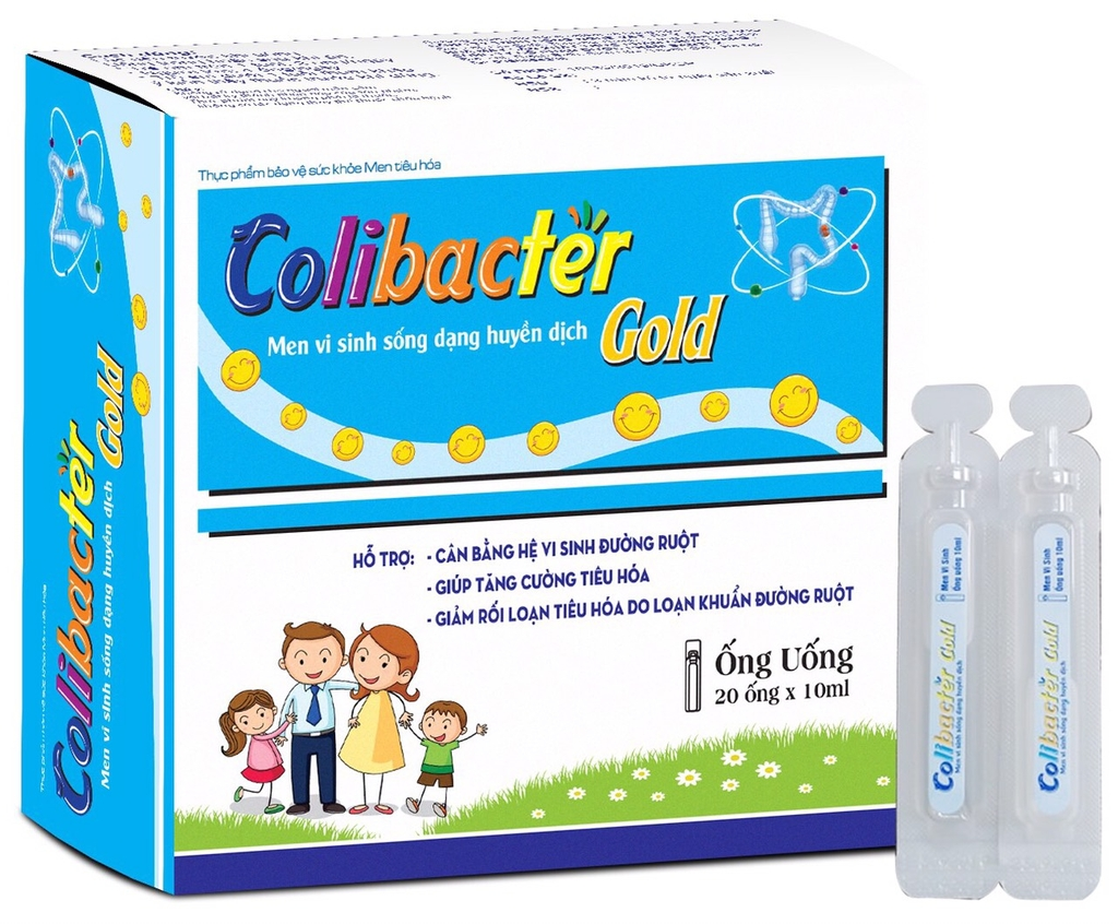 Colibacter Gold