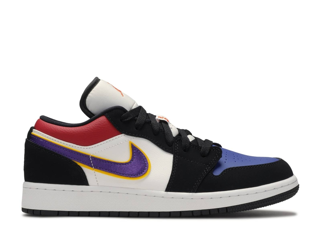 Air Jordan 1 Low 'Lakers Top 3'