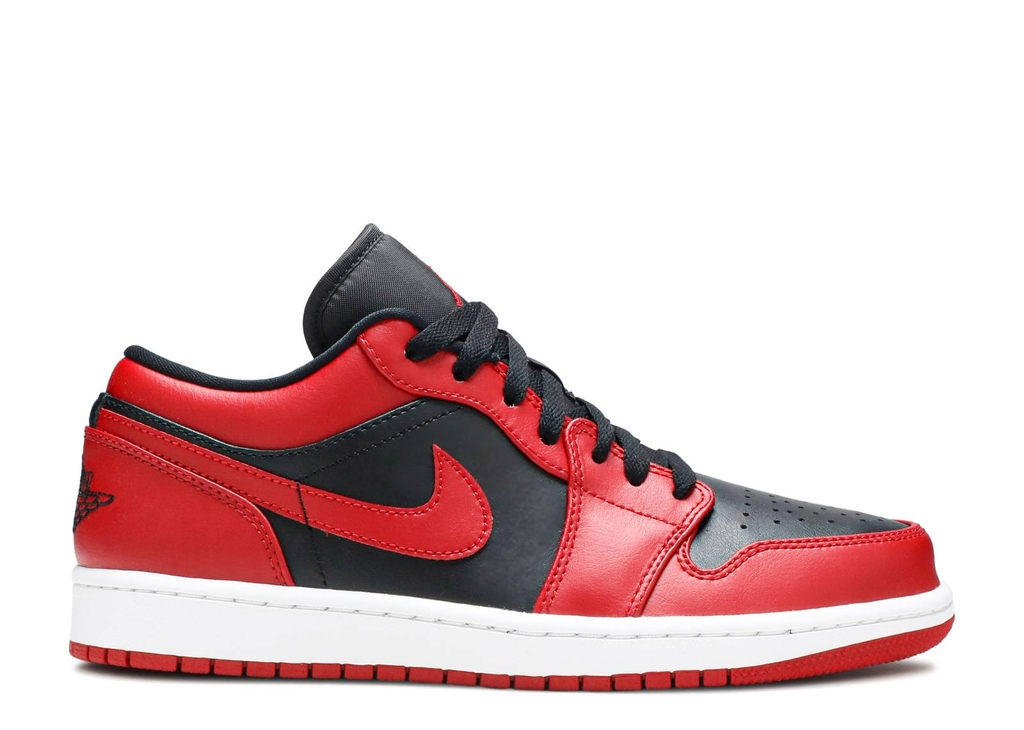 AIR JORDAN 1 LOW 'REVERSE BRED'
