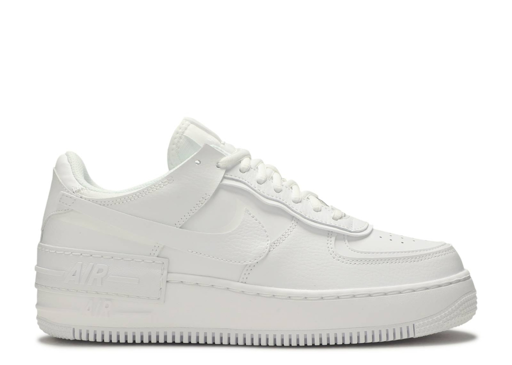 Air Force 1 Shadow White White