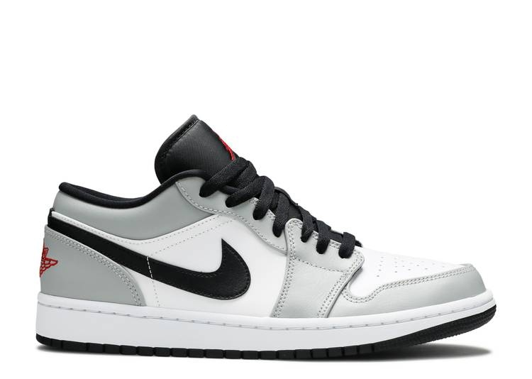 AIR JORDAN 1 LOW 'LIGHT SMOKE GREY'