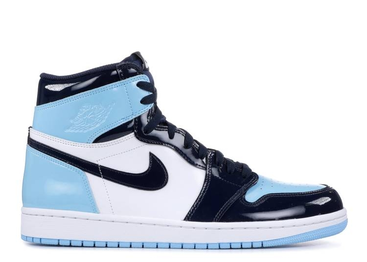 WMNS AIR JORDAN 1 RETRO HIGH OG 'BLUE CHILL'