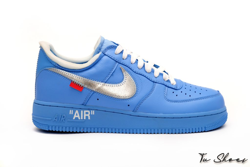 AIR FORCE 1 07 VIRGIL MCA - REP 1:1