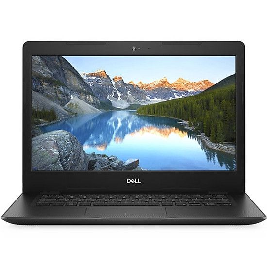 DELL INSPIRON 3493 (WTW3M2)/ BLACK/ CORE I3-1005G1 (1.20GHZ, 4MB)/ RAM 4GB DDR4/ SSD 256GB/ 14.0 INCH FHD/ WIN 10SL