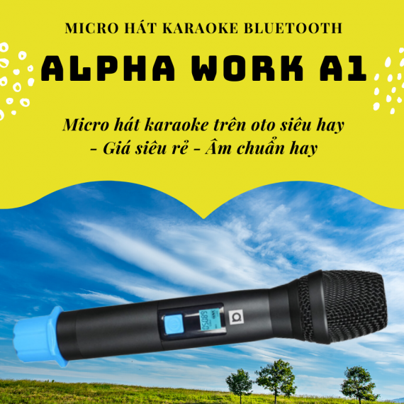 Micro Bluetooth - Micro Alpha Work A1