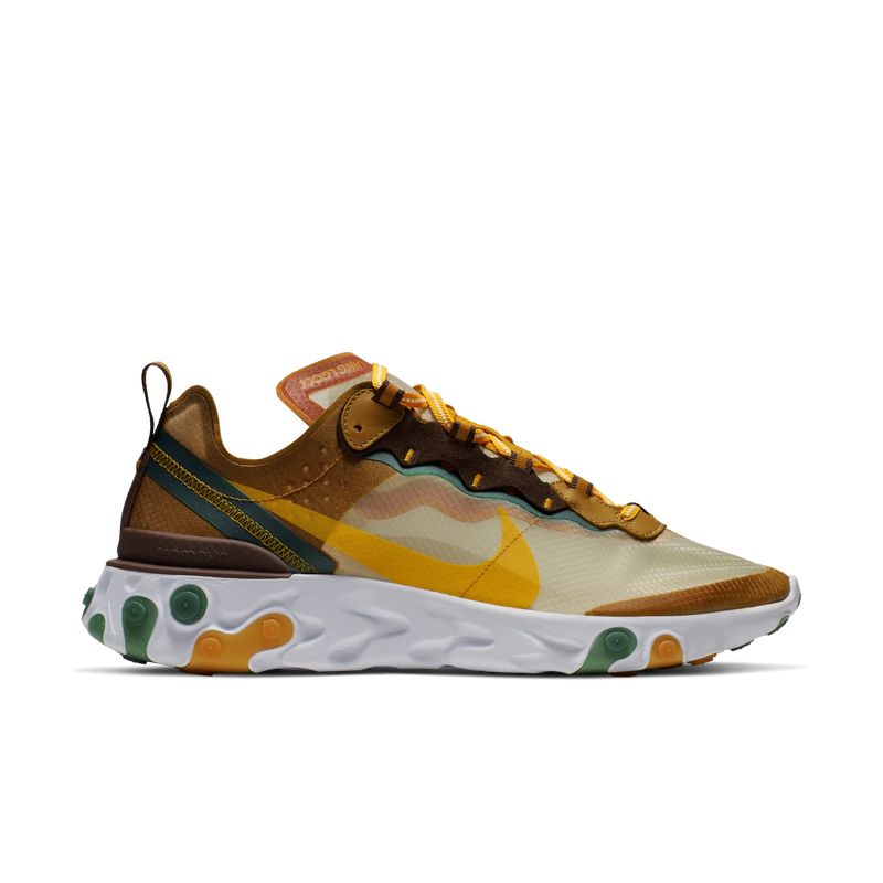 React Element 87 Orange Peel