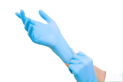NITRILE AMY RUBBER GLOVES