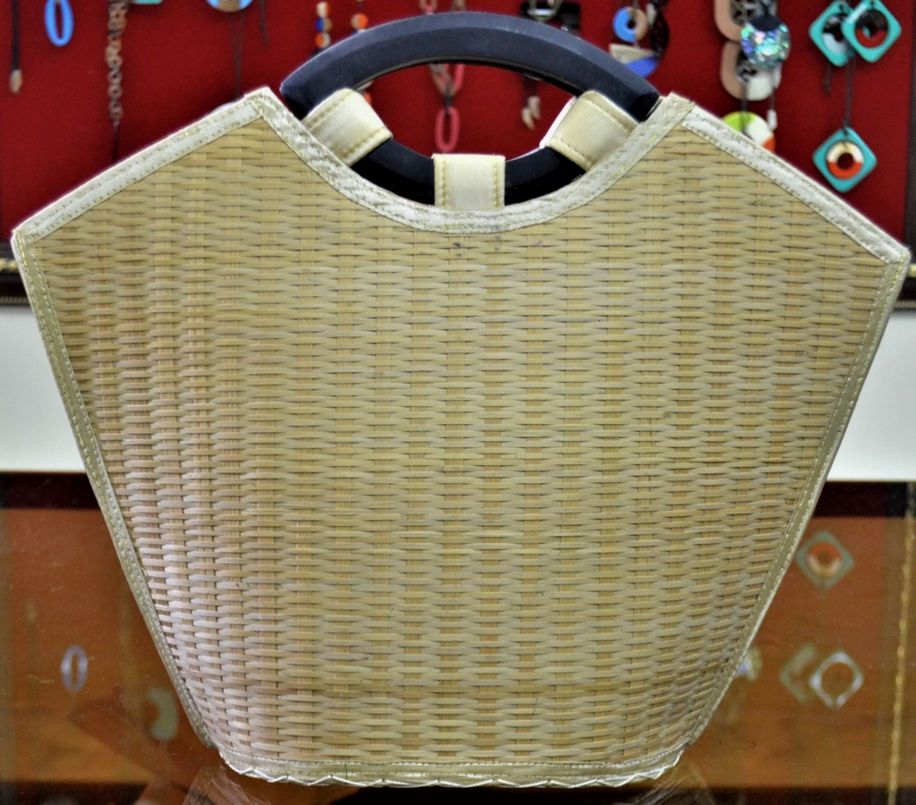 Bamboo bag size to