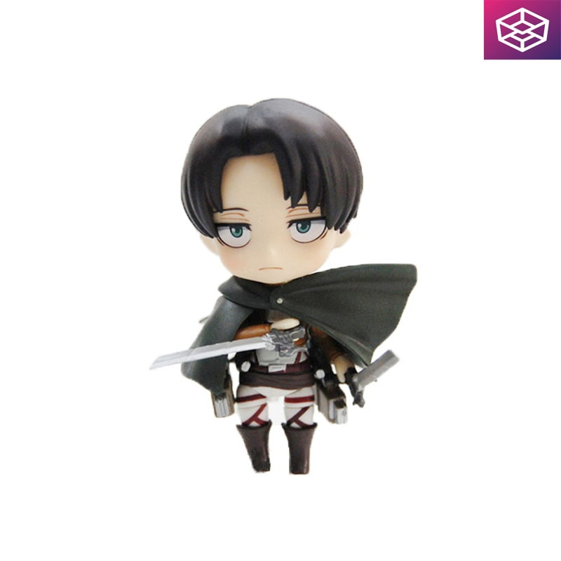 Nendoroid 390 Attack on Titan - Levi CN