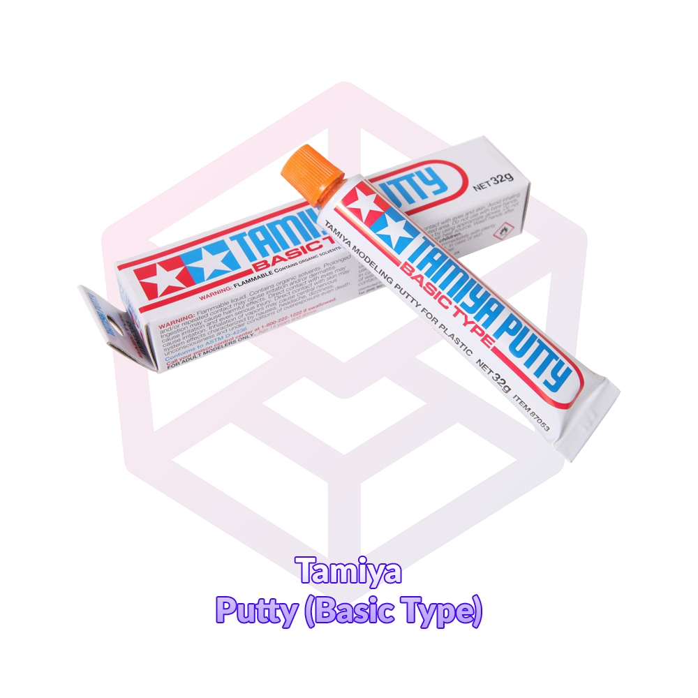 Tamiya Putty (Basic Type) [87053]