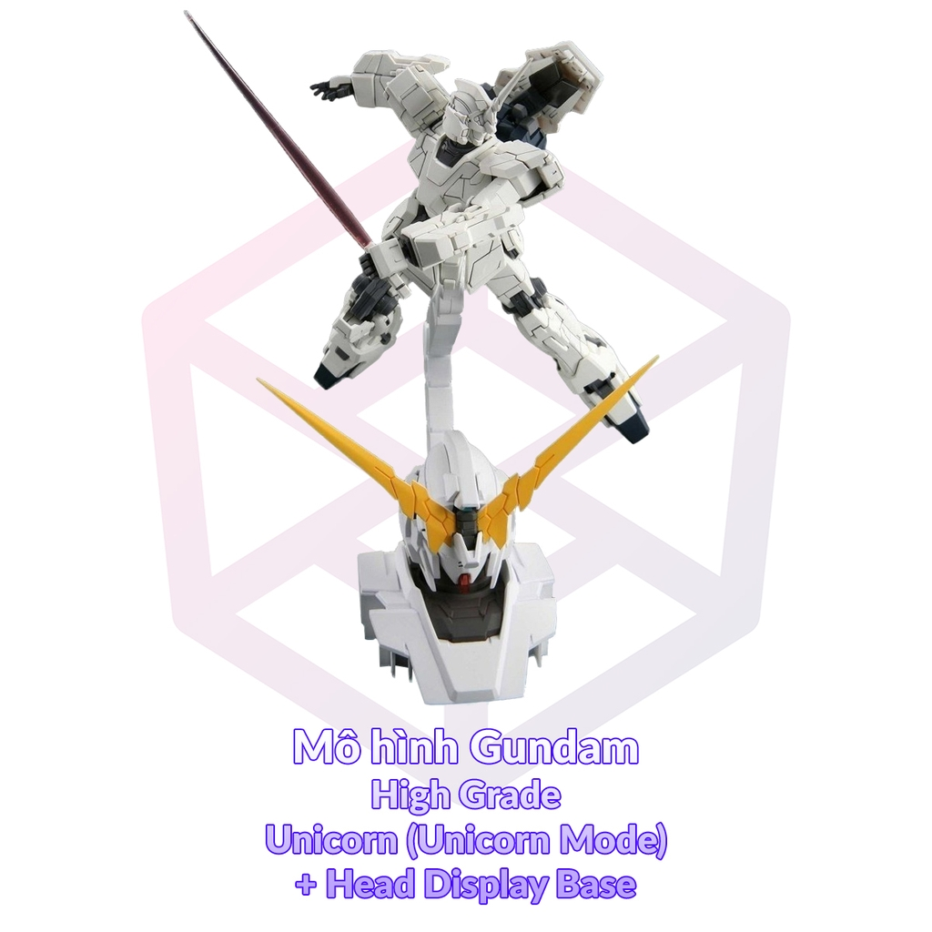 Daban HG 101B Unicorn (Unicorn Mode) + Head Display Base