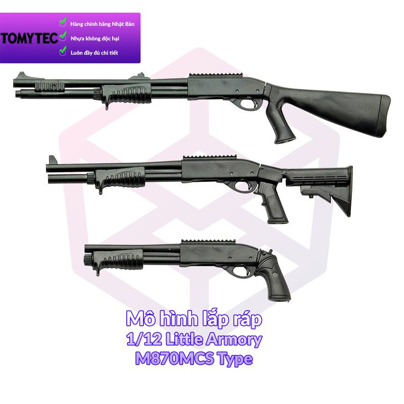 Tomytec 1/12 Little Armory (LA019) M870MCS Type