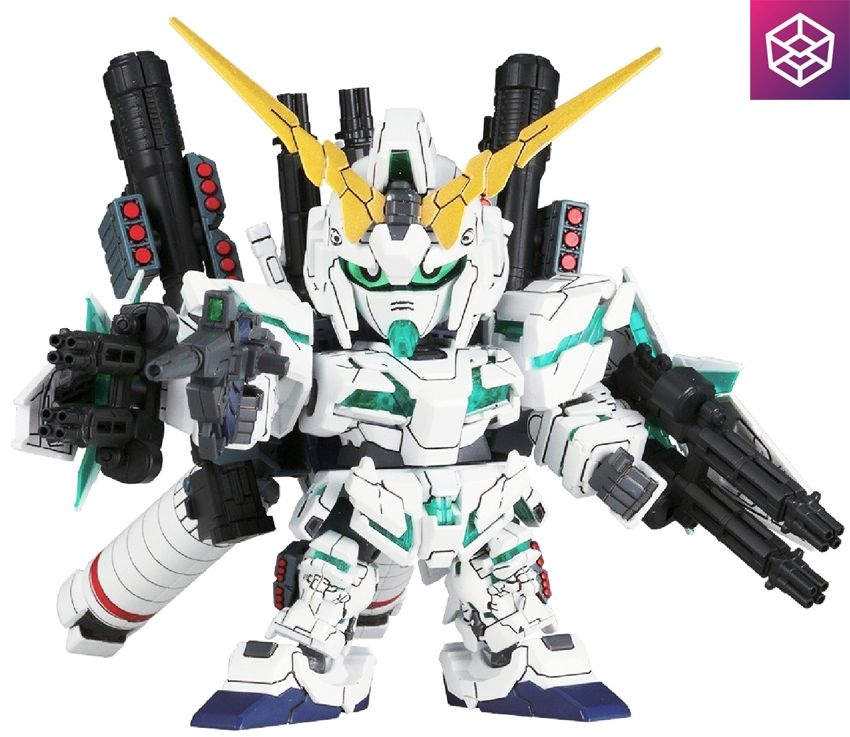 Bandai SDBB 390 Full Armor Unicorn
