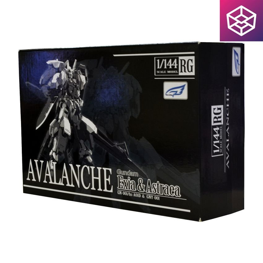 Effects Wings 1/144 Avalanche Kit for Exia & Astraea CN