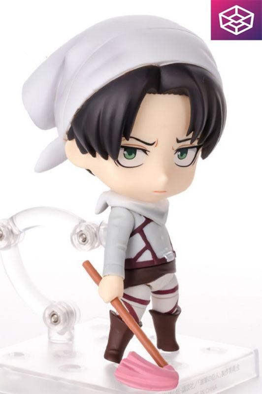 Nendoroid 417 Levi Cleaning Ver CN